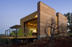 rammed earth design build scottsdale arizona