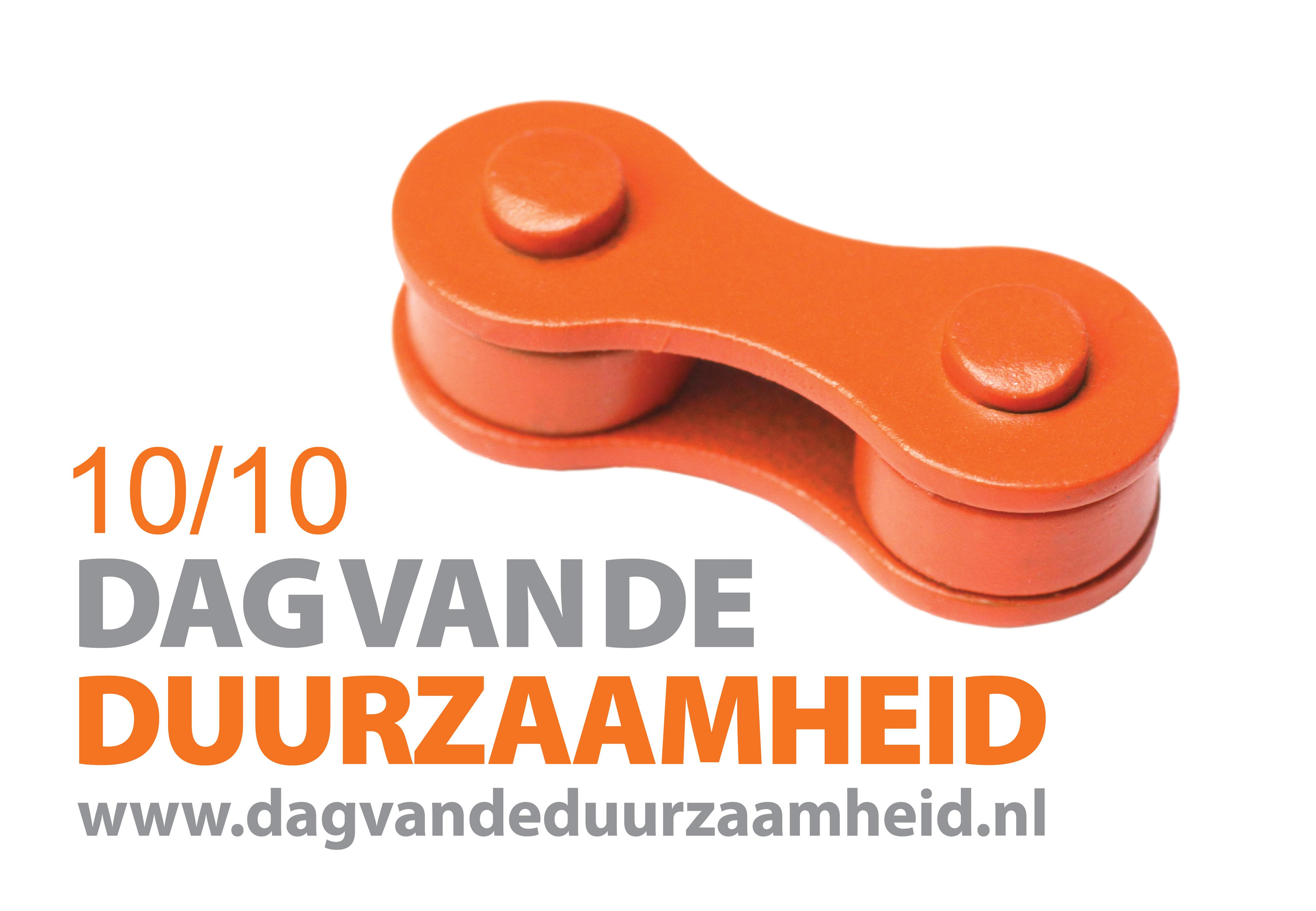 10 oktober Dag van de Duurzaamheid