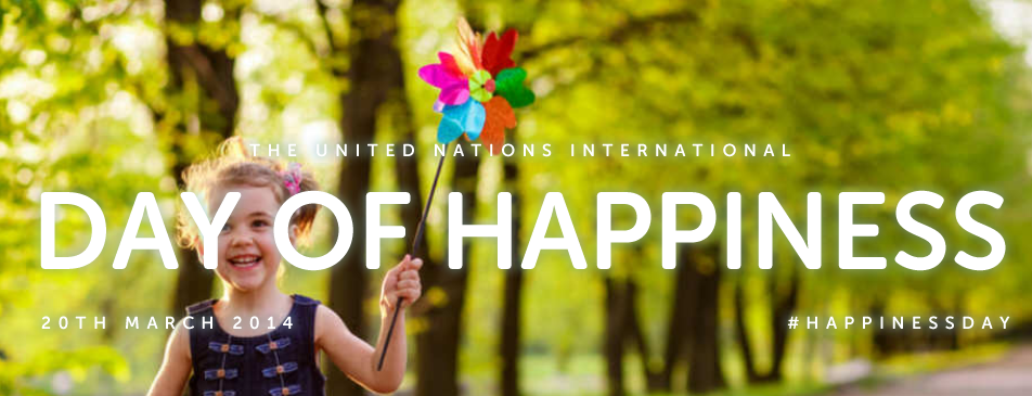International day of happiness & Open dagen bij Groenebouwmaterialen!