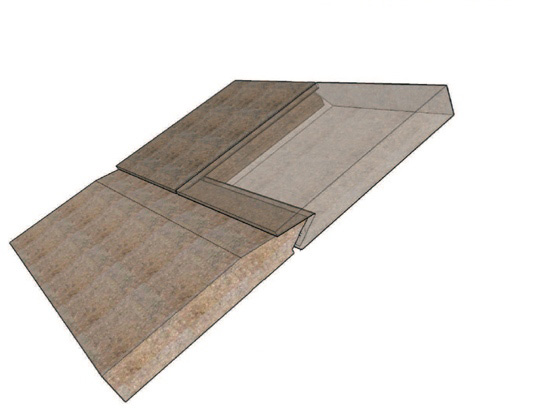 Celit 4D houtvezel dakplaten